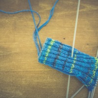 The knitting artifact: Neuroscience and knitting