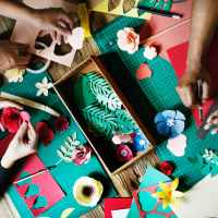 Craft and Wellbeing Research